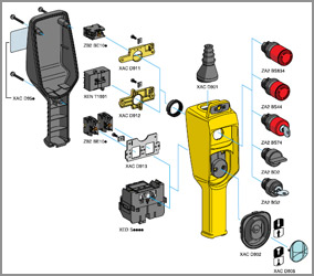 Low voltage products air circuit breakers acb moulded case pendant control stations and controllers aloadofball Choice Image